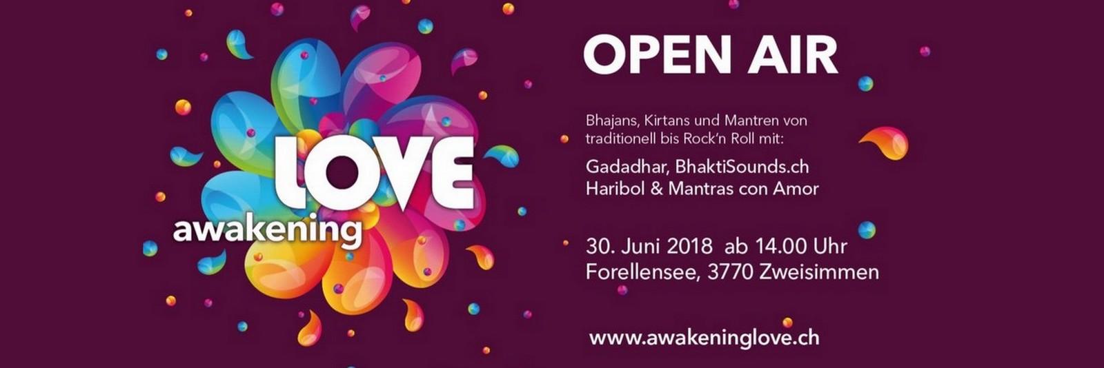 Awakening Love Open Air
